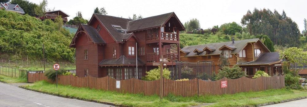 Hermosa casa en pleno centro de Frutillar Bajo