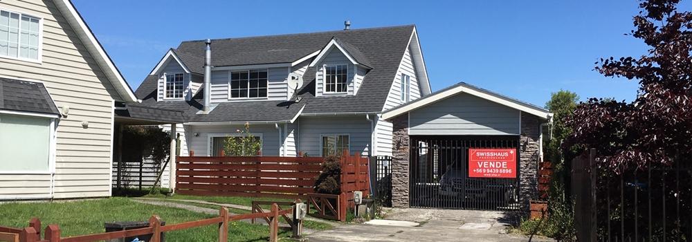 Estupenda casa ideal para familias en barrio residencial