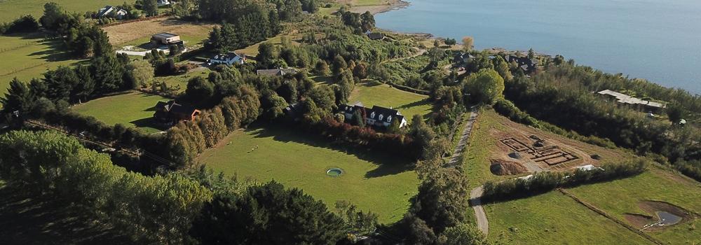 Bella Parcela con acceso al Lago Llanquihue